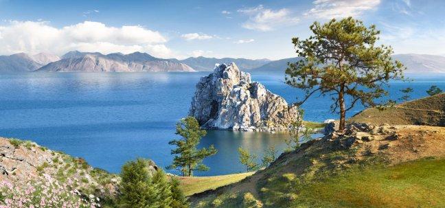 Купить фотообои для стен: Легенды Байкала 1