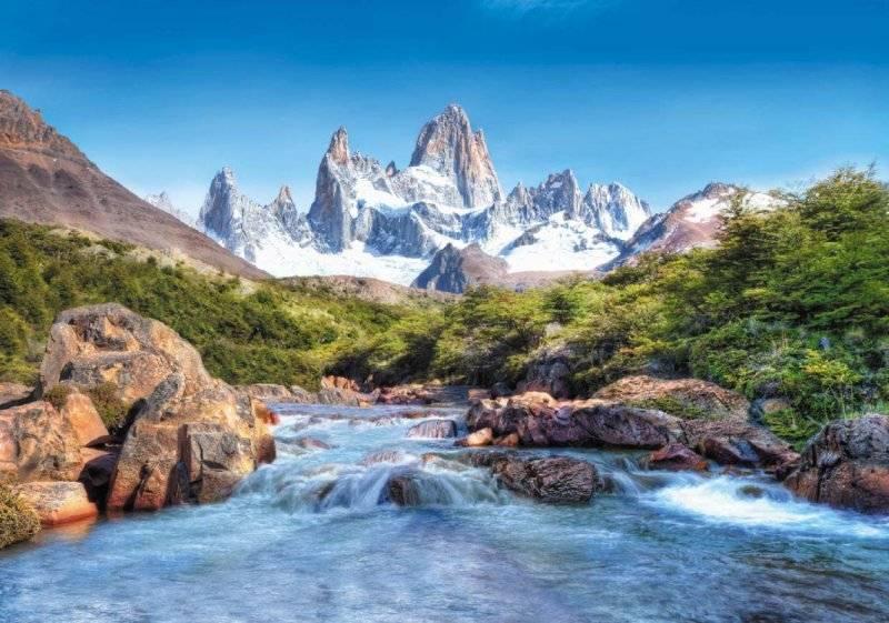 Купить фотообои для стен: Величие гор 1