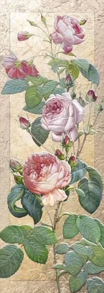 Купить фотообои для стен: Романс о цветах