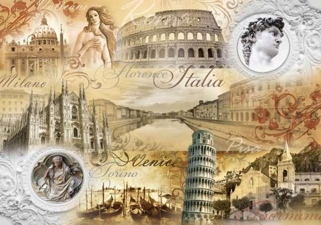 Купить фотообои для стен: Италия (не выпускаются)