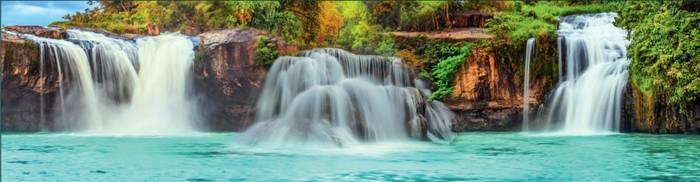 Купить фотообои для стен: Водопады