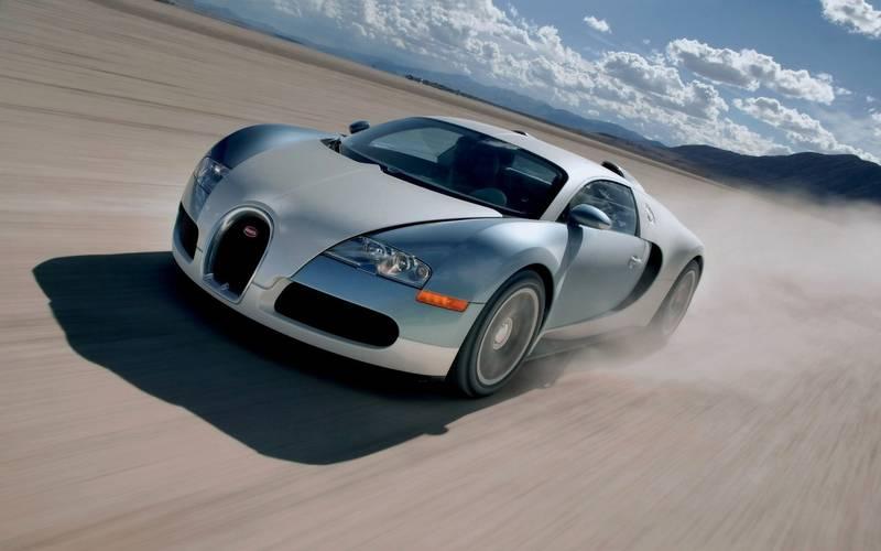 Купить фотообои для стен: Bugatti