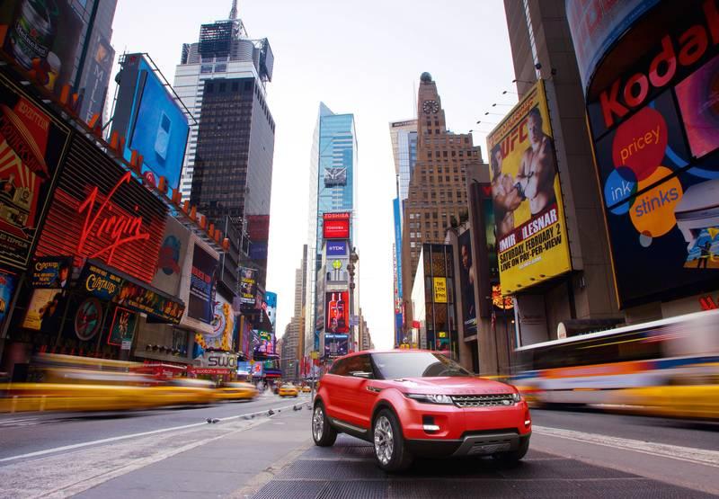 Купить фотообои для стен: Land Rover