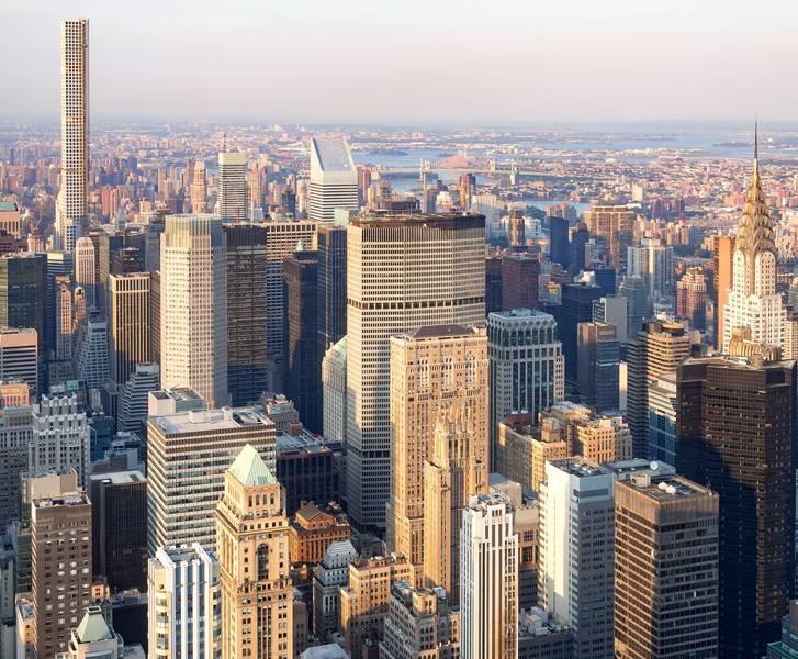 Купить фотообои для стен: New York City