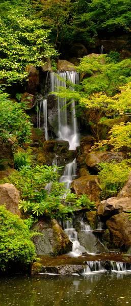 Купить фотообои для стен: Водопад 2