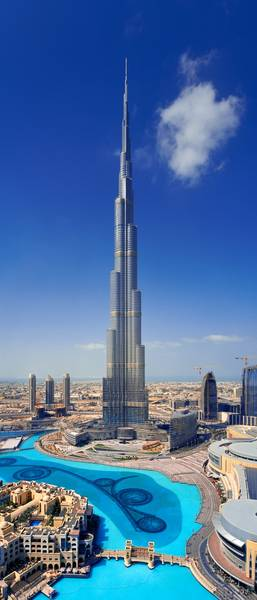 Купить фотообои для стен: Дубай