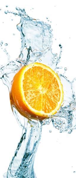 Купить фотообои для стен: Апельсин