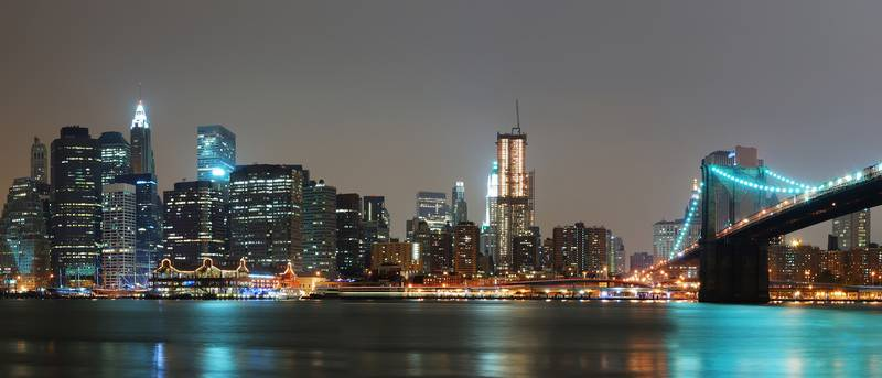 Купить фотообои для стен: Манхэттен 1