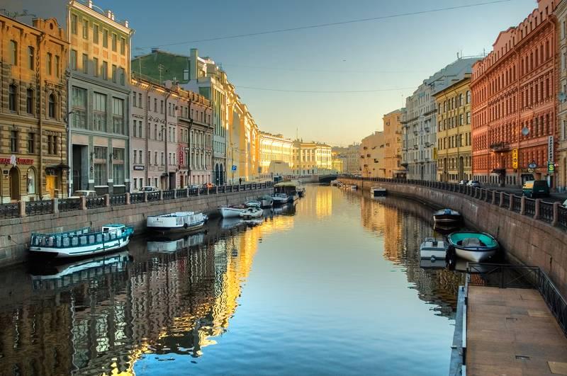 Купить фотообои для стен: Санкт-Петербург
