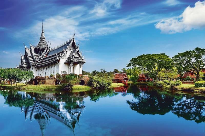 Купить фотообои для стен: Азия