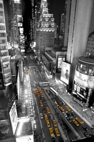 Купить фотообои для стен: Манхэттен ночью