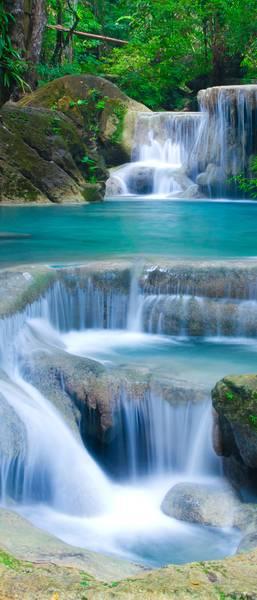 Купить фотообои для стен: Тайский водопад