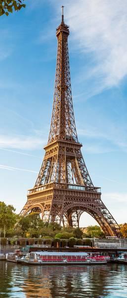 Купить фотообои для стен: Эйфелева башня