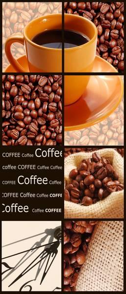 Купить фотообои для стен: Кофе