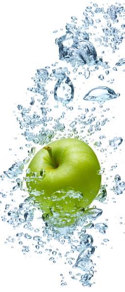 Купить фотообои для стен: Яблоко