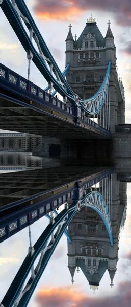 Купить фотообои для стен: Лондон, Тауэрский мост