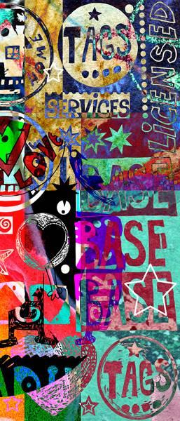 Купить фотообои для стен: Граффити