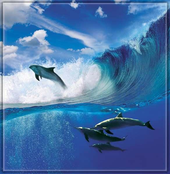 Купить фотообои для стен: Океан