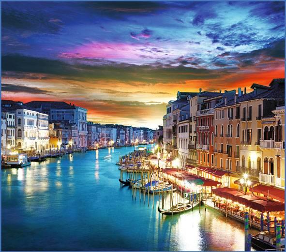 Купить фотообои для стен: Венеция +