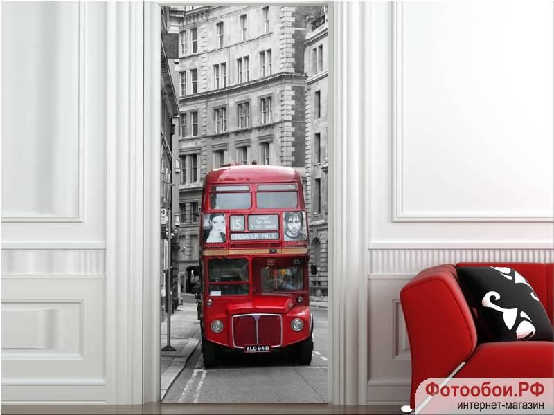 Лондон 2 - фотообои в интерьере