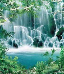 Водопад Мираж