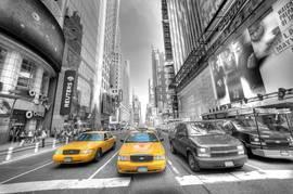 Желтое такси 1