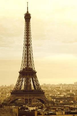 Париж, рассвет