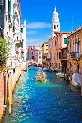 Венеция, улочка