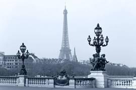 Pont Alexandre III в Париже