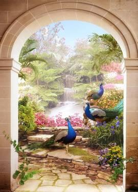 Райский сад