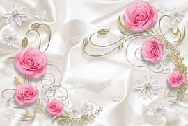 Розы Нежность