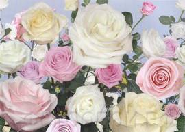 В царстве роз