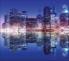 Зеркальный город